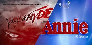 JEKYLL & HYDE y ANNIE vuelven a Madrid