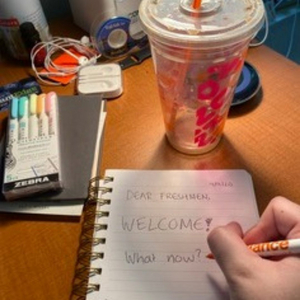 BWW Blog: A Letter to the Incoming Freshmen