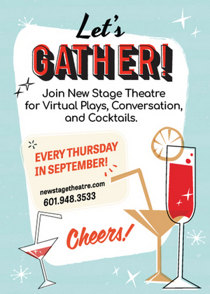 New Stage Theatre Hosts Weekly Virtual Events