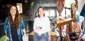 BWW Interview: Lesley Fera on Creating the PRETTY LITTLE WINE MOMS Podcast