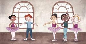 American Ballet Theatre and Random House Children's Books Partner for Launch of BOYS DANCE! and B IS FOR BALLET
