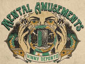 Bristol Riverside Theatre to Stream Vinny DePonto's MENTAL AMUSEMENTS
