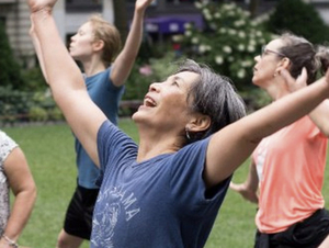 Limon Dance Company Members Teach Free Classes in Bryant Park