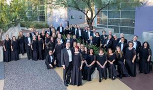 Sonoran Desert Chorale Presents Fall Virtual Concert