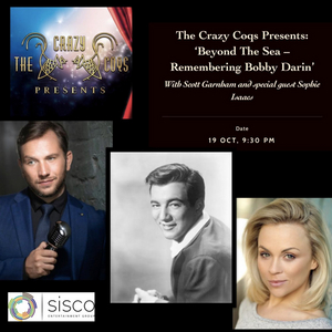 The Crazy Coqs Presents: 'Beyond The Sea – Remembering Bobby Darin'