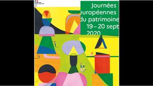 Theatre National de la Danse Presents 'Journees europeennes du patrimoine'