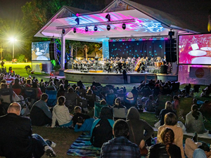 Queensland Symphony Orchestra Will Perform at Symphony Under the Stars 2020 in Gladstone