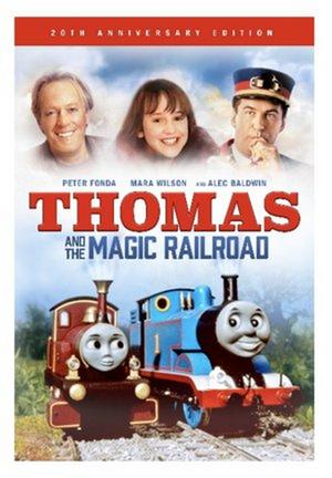THOMAS AND THE MAGIC RAILROAD Celebrates 20th Anniversary