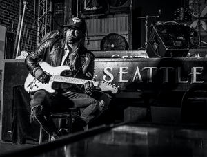 Ayron Jones Shares New Single 'Boys From The Puget Sound'