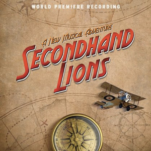 Broadway Records to Release World Premiere Recording of SECONDHAND LIONS