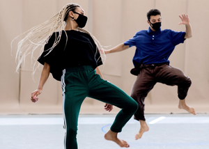 BAM Partners With Rambert Dance Company for World Premiere of DRAW FROM WITHIN
