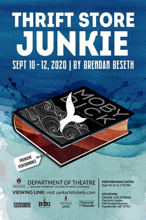The University of Arkansas Presents Virtual Performances of THRIFT STORE JUNKIE