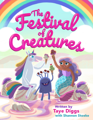 Taye Diggs Partners With Baskin-Robbins for the Release of New Children's Book THE FESTIVAL OF CREATURES