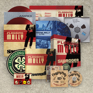 Flogging Molly Announce 'Swagger' 20th Anniversary Limited Edition Vinyl Box Set