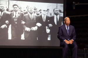 CAPA and the Lincoln Theatre Association Partner to Stream JOHN LEWIS: GOOD TROUBLE