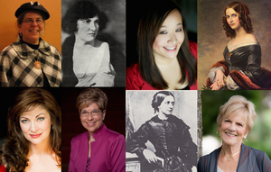 Artist Series Concerts of Sarasota Presents WOMEN OF NOTE