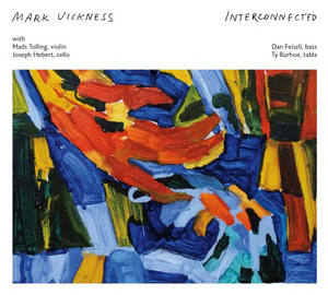 Acoustic Guitar Virtuoso Mark Vickness To Release Second Album 'Interconnected'