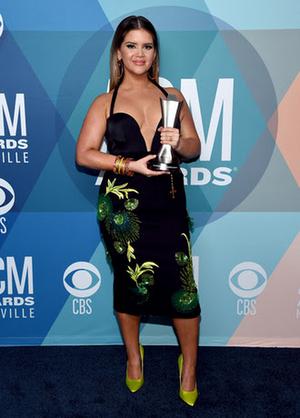 Maren Morris Wins 2020 ACM Award for Female Artist of the Year