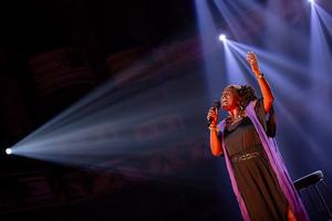 BWW Review: TONIGHT AT THE LONDON COLISEUM: SHARON D. CLARKE, London Coliseum
