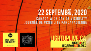 Meridian Theatres at Centrepointe Joins #LightUpLive