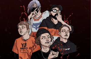 Alpha Wolf Release New Single & Music Video for 'Restricted (R18+)'