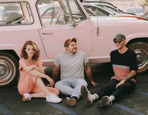 LA Trio WILD Announce Debut LP 'Goin' Back'