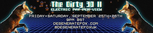 THE DIRTY 30 II: ELECTRIC PAY-PER-VIEW to Perform 30 Plays in One Hour