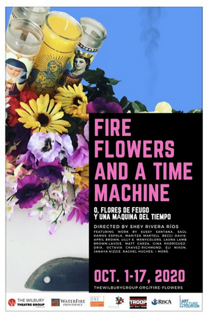 The Wilbury Group + WaterFire Providence Announce FIRE FLOWERS AND A TIME MACHINE