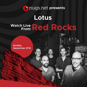 LOTUS To Perform Live at Red Rocks Amphitheatre on Sept. 27