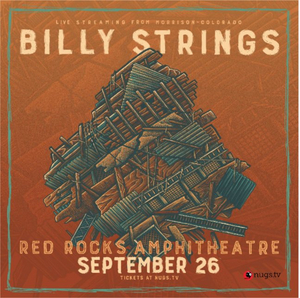 Billy Strings Celebrates Anniversary of 'Home' With Performance