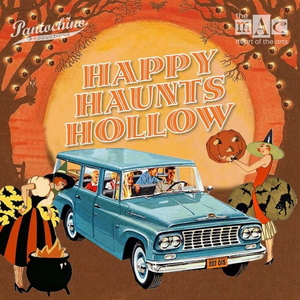 The Milford Arts Council and Pantochino Productions Present HAPPY HAUNTS HOLLOW