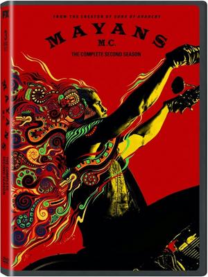 MAYANS M.C. Season Two Comes to DVD Nov. 3