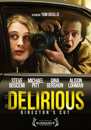 DELIRIOUS: THE DIRECTOR'S CUT Comes to DVD & VOD This October
