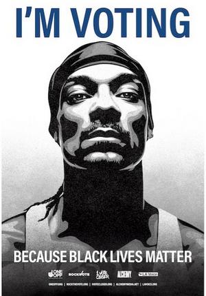 Snoop Dogg Launches Online Voter Registration Drive #VoteWithSnoop