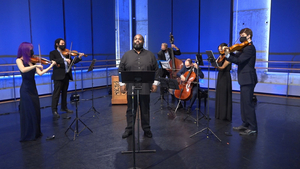 Quodlibet Ensemble And Countertenor Reginald Mobley Perform Concert Raising Awareness For Voters Rights