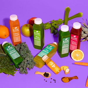 RAW GENERATION Presents Immunity Boosting Bundle and Other Delicious, Nutritious Plant-Based Items