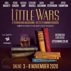 Juliet Stevenson and Sophie Thompson Lead Virtual LITTLE WARS Reading