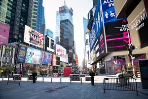 Times Square New Year's Eve Celebration Goes Virtual for 2021; Live Elements Still to be Determined