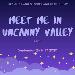 Triangle productions! Presents MEET ME IN UNCANNY VALLEY - PART 1