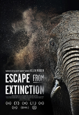 American Humane Announces U.S. Theatrical Run for Inaugural Feature Length Documentary ESCAPE FROM EXTINCTION