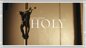 Justin Bieber Reveals Meaning Behind 'Holy' Video