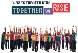 Rosie O'Donnell Hosts TOGETHER WE RISE- ZOOM IN: RISE UP! Featuring BD Wong, James Harkness, Jawan M. Jackson & More