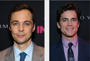 Jim Parsons & Matt Bomer Will Promote THE BOYS IN THE BAND on CBS THIS MORNING