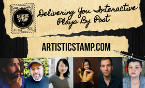 BWW Interview: West Hyler of ARTISTIC STAMP, Where the Audience Becomes a Character