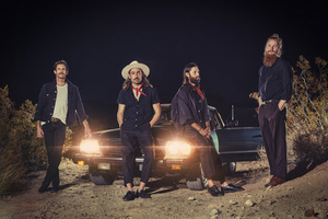 GRIZFOLK Bring The Heat With 'Queen of the Desert'
