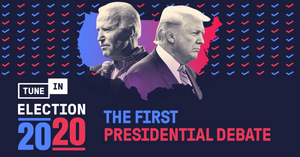 TuneIn Offers Live Audio Stream of First Presidential Debate of 2020