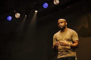 PlayhouseLivePresents STILL. Written and Performed By Javon Johnson
