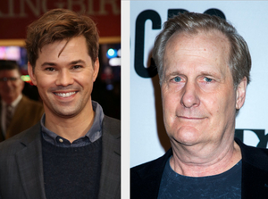 Andrew Rannells, Jeff Daniels to Appear on THE LATE LATE SHOW Next Week