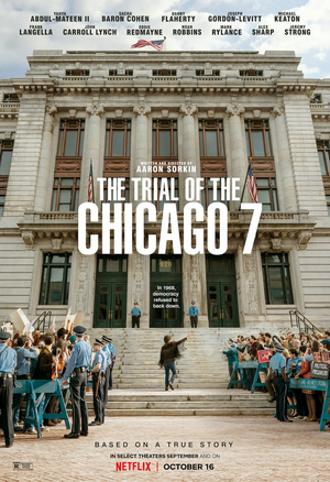 Aaron Sorkin Thinks THE TRIAL OF THE CHICAGO 7 Could Be A Musical