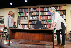 BWW Review: THE NICETIES  at MOXIE Theatre